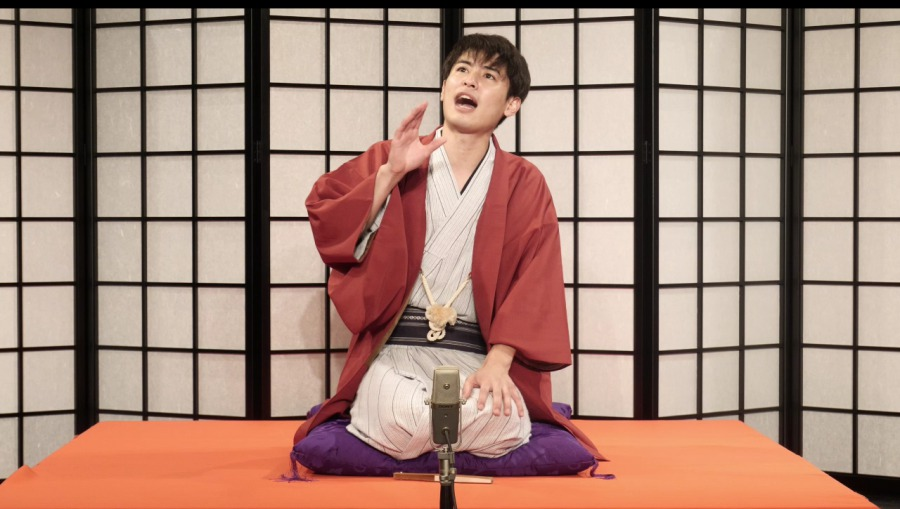 近藤頌利が落語に初挑戦 第5回「俳優落語」は席数限定で有観客収録 イメージ画像