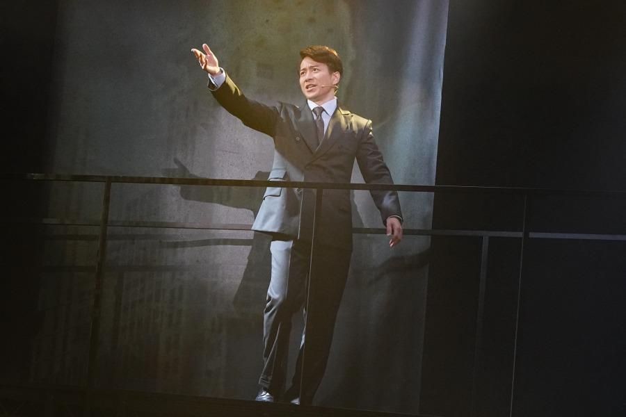 人間とは… 中川晃教・小西遼生が好対照な個性で魅せる、Musical『DEVIL』レポート イメージ画像