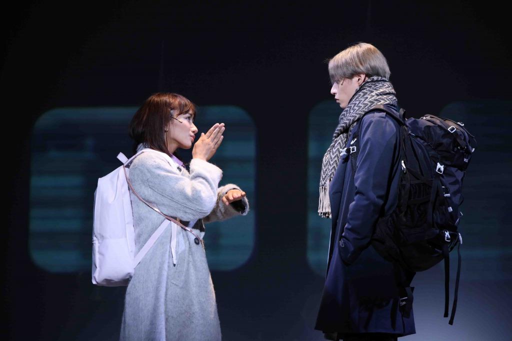 豊原江理佳&前山剛久の主演舞台『ゆびさきと恋々』がテレビ初放送 イメージ画像
