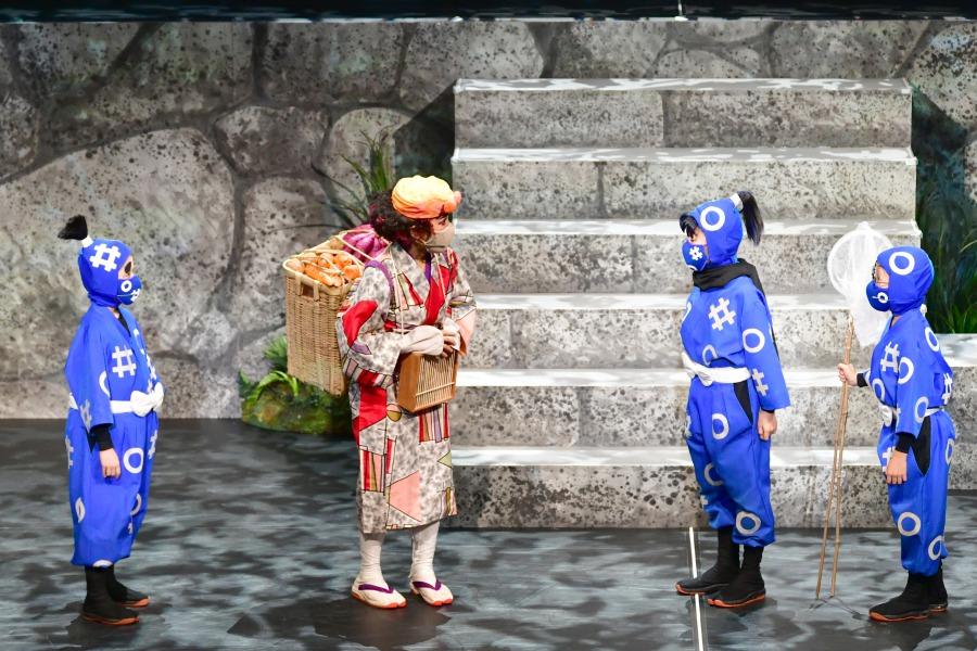 忍者学園×ドクタケ忍者隊が共闘 忍ミュ第12弾、尼子騒兵衛「裏設定に関わる話なんです」 イメージ画像