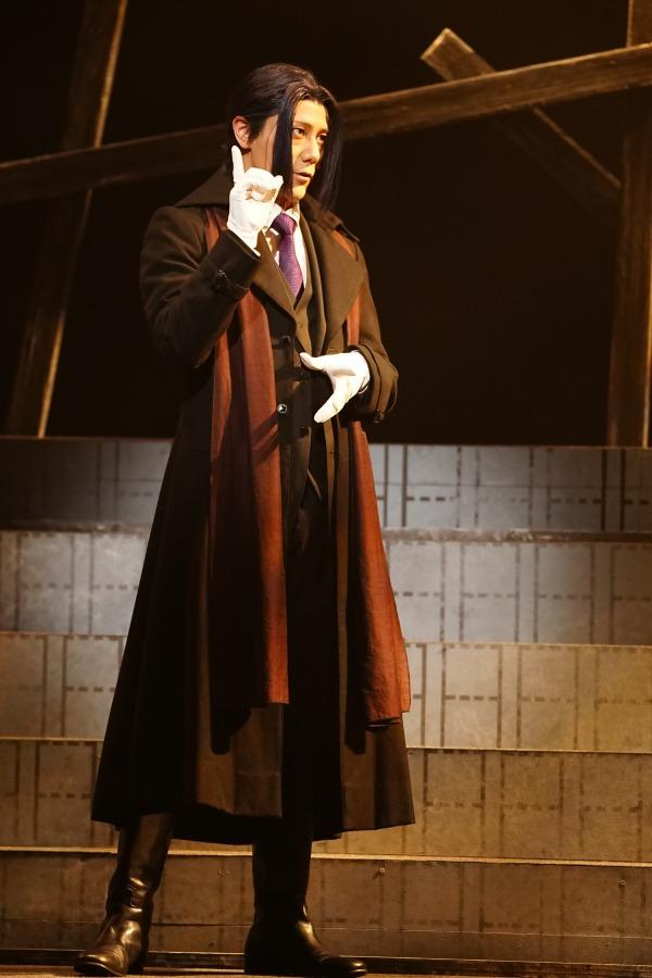 """""""双黒""""の始まりを描く、舞台「文豪ストレイドッグス 太宰、中也、十五歳」開幕 イメージ画像"""