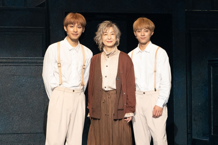 新納慎也「心を動かすことは人間の特権」、Musical『HOPE』コメント&舞台写真が公開 イメージ画像