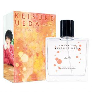 植田圭輔イメージ香水、KEISUKE UEDA 「Usually」 「Special」発売 イメージ画像