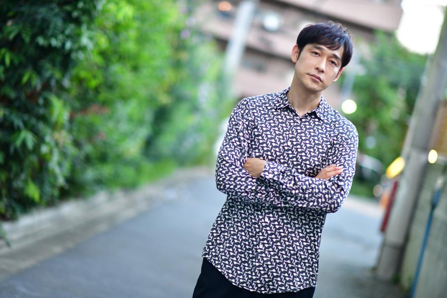 村田充×和泉宗兵「ロボ・ロボ」で初共演 認め合う互いの実力、小劇場への愛情… イメージ画像